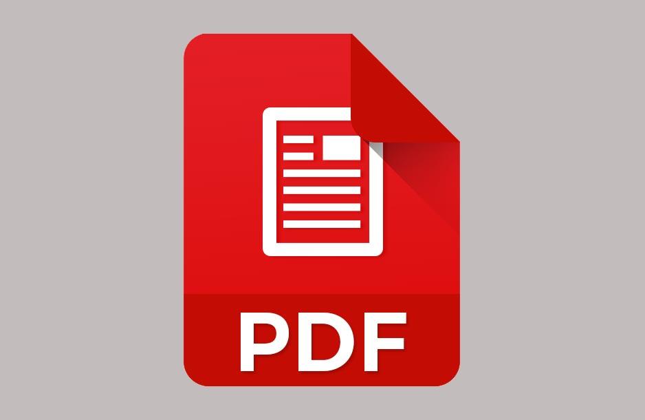 Convert font file PDF không cần cài thêm phần mềm