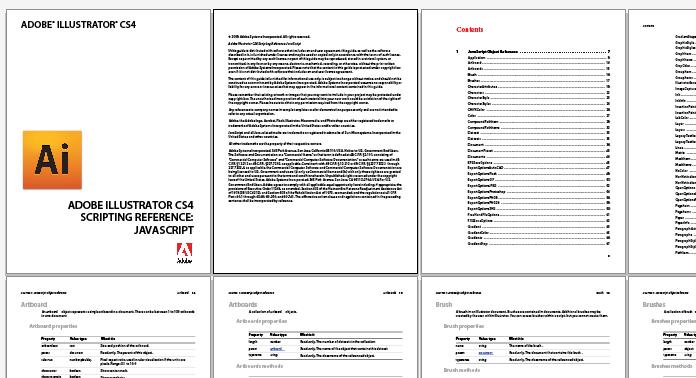 Cách mở file PDF nhiều trang cùng lúc trong Illustrator (ai)